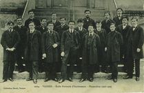 Promotion 1906-1909 |