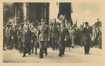 Le Général de Gaulle à l'Arc de Triomphe | Picoche A.