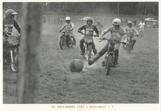 Moto-ball | Kervinio Yvon