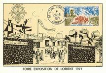 Foire Exposition de Lorient 1971 |