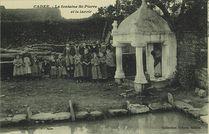 La fontaine St-Pierre et le lavoir  