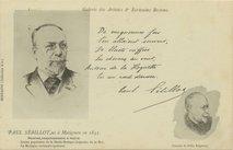 PAUL SEBILLOT, né à Matignon en 1843. PEINTRE, TRADITIONNISTE & POETE : Contes populaires de la Haute-Bretagne | Regamey F&eacute