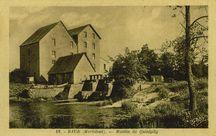 Moulin de Quinipily |