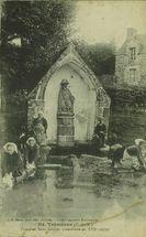Fontaine Saint-Jacques (construite au XVIe siècle) |