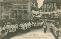 La Procession. |