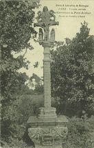 Croix ornée du Carrefour de Port-Arthur  