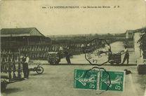 La Rochelle-Pallice. - Les sécheries de morues |