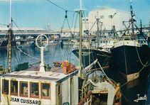 Le port de pêche |