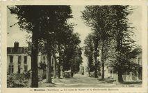 La route de Nantes et la Gendarmerie Nationale |