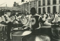 Le Pamberi steel band orchestra |