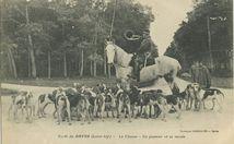 Forêt du Gavre - La Chasse |