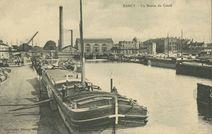 Un Bassin du Canal  