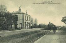 La Gare - Train de Paris |