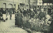 MORLAIX. Place des Jacobins |