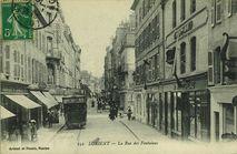 La Rue des Fontaines |