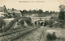 L'Entrée du Tunnel |