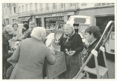 Marché du jeudi marin - 1984 | Kervinio Yvon