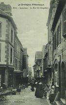 La Rue des Chapeliers |