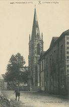 La Mairie et l'Eglise |