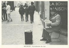 Accordéoniste des rues | Touraine G.