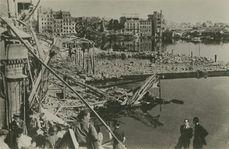 Les ruines du Port de Toulon | Service CINEMA DE L'ARMEE
