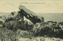 Dolmen sous-marin Karec-Louièse |