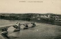 Le pont Saint-Benezeth  