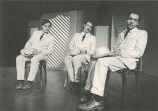 LA SONATE avec Jo Joubel, Philippe Martin, Denis Graignic  