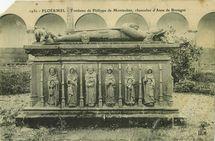Tombeau de Philippe de Montauban, chancelier d'Anne de Bretagne |