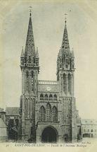 Façade de l'Ancienne Basilique |