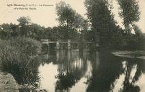 Le Couesnon et le Pont du Moulin |