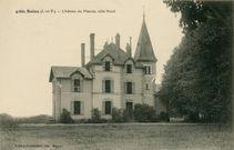 Château du Plessix, côté Nord |