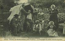 Pardon de St-Nicodème, près Pontivy  