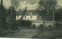 Le Pont sur la Claye |