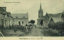 Saint-Igneux. L'Eglise  