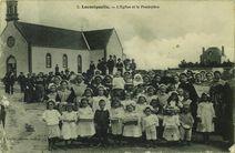 L'Eglise et le Presbytère |