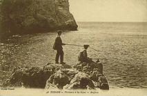 Pêcheurs à la ligne - Anglers | Giraud