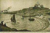 LE CASTEL DU KOUREGAN, en Ploemeur (Morbihan) |