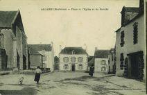 Place de l'Eglise et du Marché |