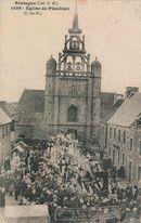 Eglise de Pleubian (C.-du N.)  