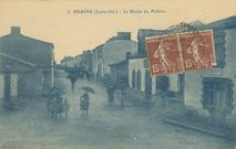 La Route du Pellerin |