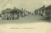Le village des boucholeurs |