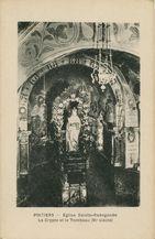 Eglise Sainte-Radegonde |