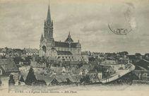 L'Eglise Saint-Martin  