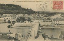 Vue des Faubourgs et de Surville |