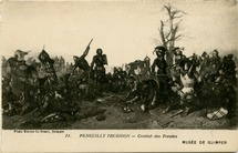 Combat des Trentes | Penguilly l'HURIDON