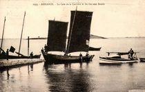 La Cale de la Carrière et les Iles aux Souris |