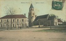 Eglise et Mairie |