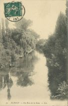 Un Bras de la Seine  