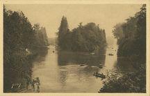 Le Lac du Bois de Boulogne |